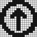 Alpha pattern #3437
