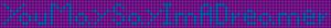 Alpha pattern #3438