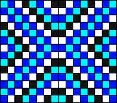 Alpha pattern #3440