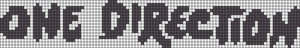 Alpha pattern #3445