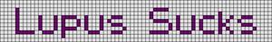 Alpha pattern #3454