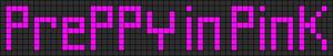 Alpha pattern #3455