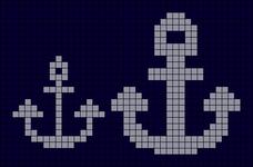 Alpha pattern #3458