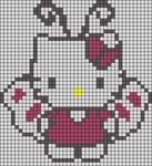 Alpha pattern #3460