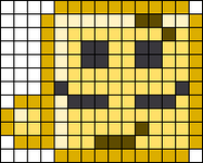 Alpha pattern #3468