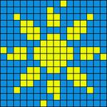 Alpha pattern #3472