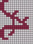 Alpha pattern #3473
