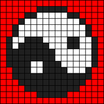 Alpha pattern #3481