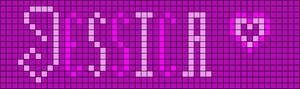 Alpha pattern #3484