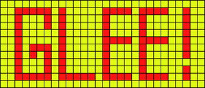 Alpha Friendship Bracelet Pattern #3499