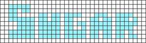 Alpha pattern #3512