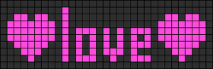 Alpha pattern #3516