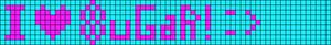 Alpha pattern #3521
