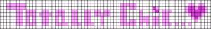 Alpha pattern #3530