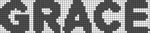 Alpha pattern #3531