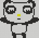 Alpha pattern #3551