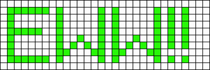 Alpha pattern #3552