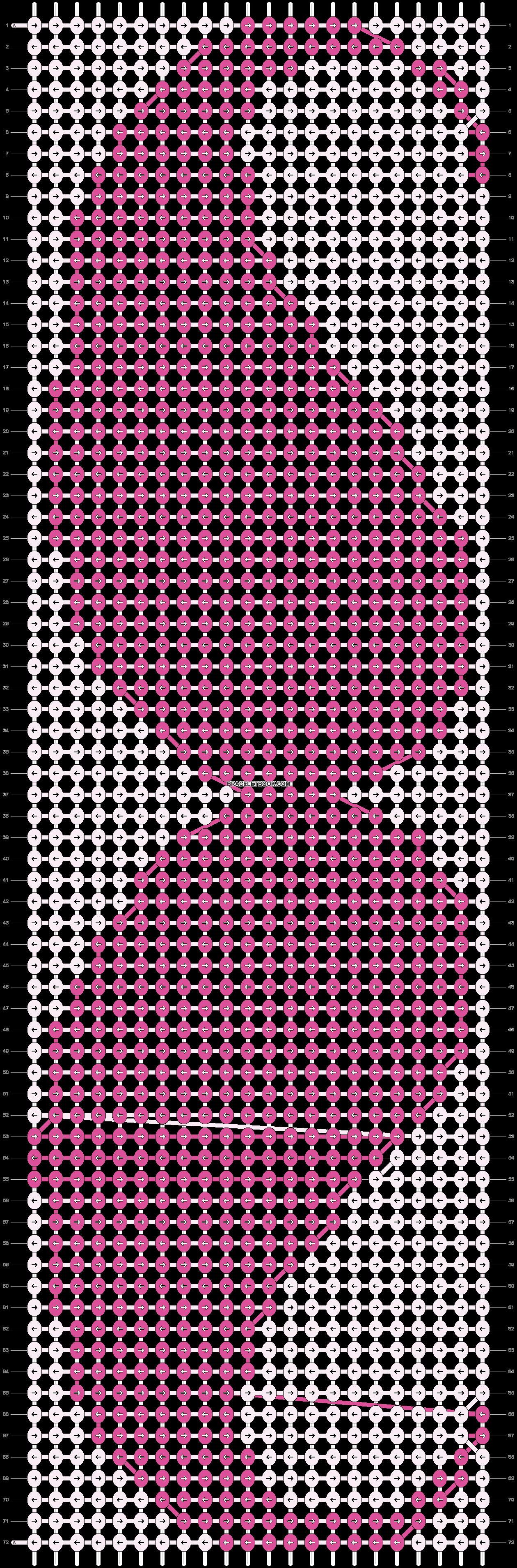 Alpha pattern #3561 pattern