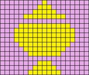Alpha pattern #3566