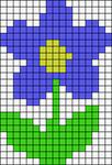 Alpha pattern #3570