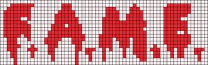 Alpha pattern #3574