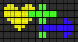 Alpha pattern #3575