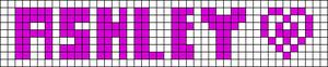 Alpha pattern #3582