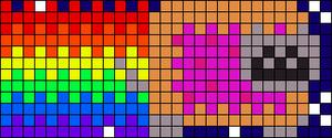 Alpha pattern #3583