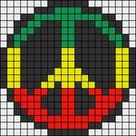 Alpha pattern #3588