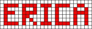 Alpha pattern #3593