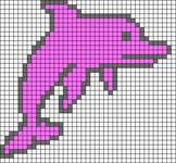 Alpha Friendship Bracelet Pattern #3609