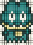 Alpha pattern #3610