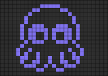 Alpha pattern #3624