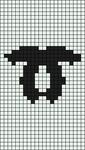 Alpha pattern #3630