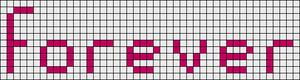 Alpha pattern #3638