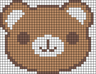 Alpha pattern #3644