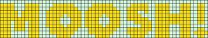 Alpha pattern #3650