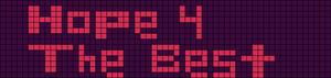 Alpha pattern #3651