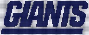 Alpha pattern #3654