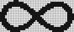 Alpha Friendship Bracelet Pattern #3655
