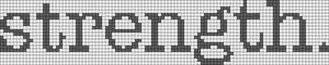 Alpha pattern #3659