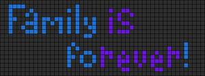 Alpha pattern #3677
