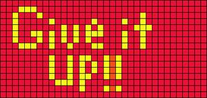 Alpha pattern #3679