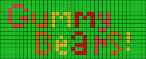 Alpha pattern #3680