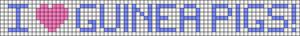 Alpha pattern #3687
