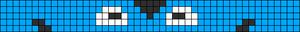 Alpha pattern #3709