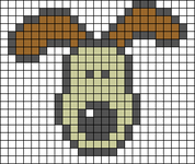 Alpha pattern #3710