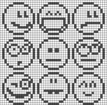 Alpha pattern #3712