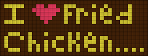 Alpha pattern #3713