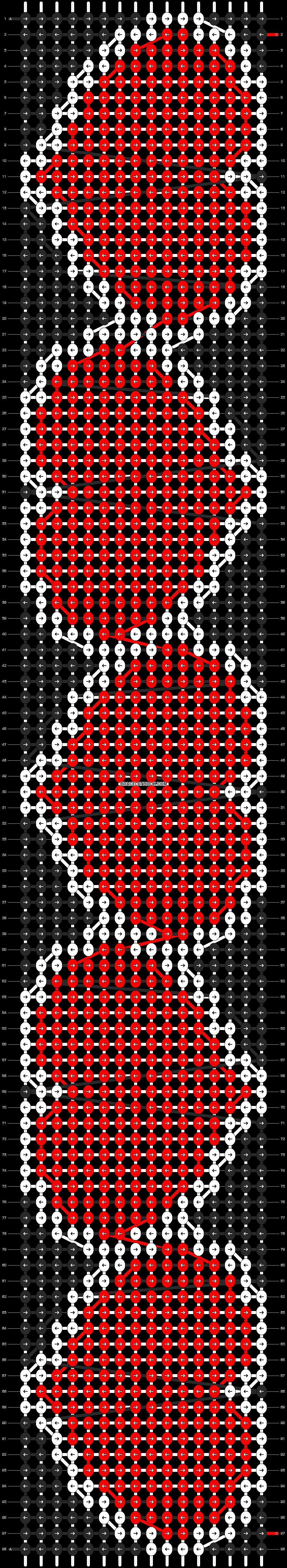 Alpha pattern #3715 pattern